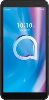 Купить <b>Смартфон ALCATEL 1B</b> 16Gb, <b>5002D</b>, черный в интернет ...