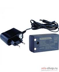Устройство зарядное и аккумулятор для <b>ADA PROLiner</b> ...