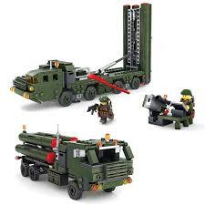 <b>Конструктор KAZI</b> *<b>Ракетные войска</b>* - 84037 - KY84037 | детские ...