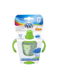 <b>Чашка</b>-непроливайка, 180 мл. Медвежонок 9м+ <b>Canpol</b> babies ...