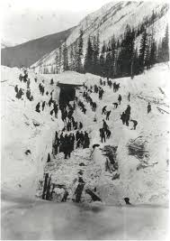 「1910, Wellington, Washington avalanche」の画像検索結果