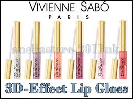 <b>VIVIENNE SABO</b> BRILLANCE HYPNOTIQUE 3D-Effect Lip Gloss ...