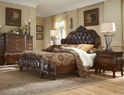 bedroom captivating carved object in traditional bedroom furniture with drak bed between pednant lamp on best quality bedroom furniture brands