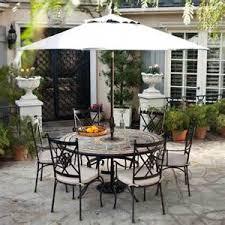 ideas with black iron patio set as decorate green garden backyard iron black patio table black iron outdoor furniture