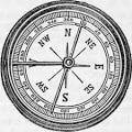 variation of the compass