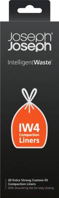 Joseph Joseph <b>IW4</b> 30л / 30027 (20шт) <b>Пакеты для мусора</b> купить ...