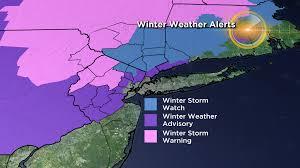 <b>New York Weather</b>: 12/1 CBS2 Sunday Winter <b>Storm</b> Forecast, Sleet ...