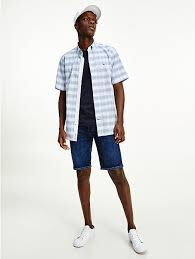 <b>Men's</b> Shirts | Flannel & Denim Shirts | Tommy Hilfiger® EE