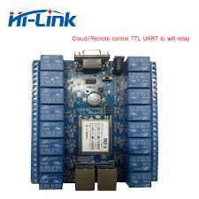Web Configured Sw16K <b>16</b>-<b>Way</b> Remote Control Network <b>Relay</b>