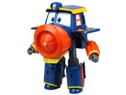 <b>Робот SilverLit Robot Trains</b> Виктор 80168RT - ElfaBrest