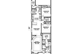 Long Narrow Lot House Plans  narrow floor plans for houses   Friv    Long Narrow Lot House Plans