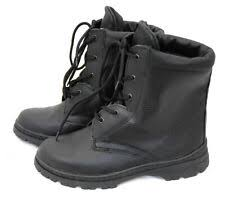 <b>Handmade</b> Leather Upper <b>Military Boots</b> for <b>Men</b> for sale | eBay