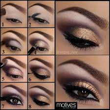 easy step by eye makeup styles weekly see smart and enhance your natural beauty curly you