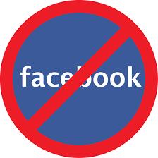 Bildergebnis für no facebook