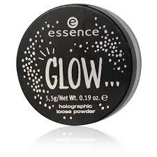 Essence <b>Пудра рассыпчатая</b> с мерцанием Glow <b>Holographic</b> ...