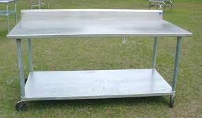 ampamp prep table: steel prep commercial  stainless steel prep tables commercial restaurant  tampa florida
