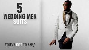 Top 10 <b>Wedding Men Suits</b> [Winter 2018 ]: JYDress <b>Mens</b> 2-Piece ...