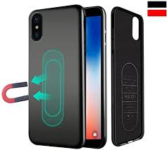 Case for iPhone X/XS,Ultra Thin Magnetic Phone ... - Amazon.com