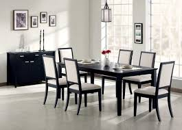 black and white dining table set: large size of tables uamp chairs cool black ikea dining room table rectangle mahogany wood