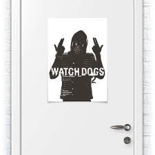 Плакат A2(42×59) <b>Watch Dogs</b> 2 #1780008 от mrmaximus