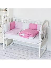 <b>Комплект детского постельного белья</b> из 9 предметов (включая ...
