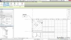 creating a lighting circuit revit mep 2014 essential training a lighting