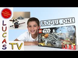 LEGO Star Wars Rogue One Imperial Assault Hovertank set 75152 ...