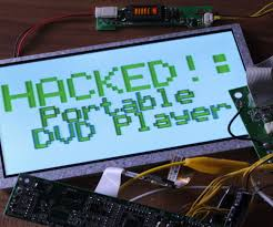 hacked portable dvd player 4 steps portable dvd player 4 steps