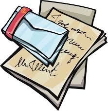 clipart writing letter clipartfest letter clip art
