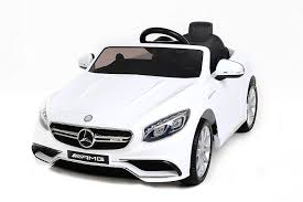 <b>Электромобиль Harleybella</b> Mercedes-Benz S63 Luxury - HL169 ...