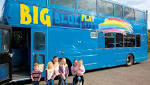 Please help us save our Big Blue Playbus!