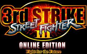 Street Fighter 3 Online