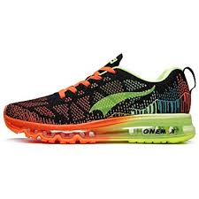 ONEMIX Men's Knit Running Shoes Air Max Flyknit ... - Amazon.com