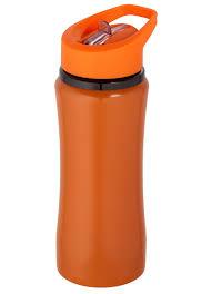 Спортивная <b>бутылка Marathon</b>, оранжевая (артикул 2886.20 ...