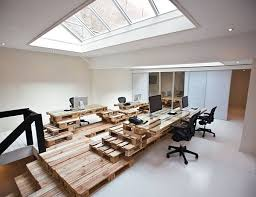 view in gallery recycled pallet office brandbase amsterdam 1 office design from recycled pallets at brandbase in amsterdam amazing office design