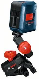 <b>Лазерный нивелир Bosch GLL</b> 2 + MM2, 0601063A01, синий