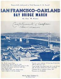 「san francisco oakland bay bridge 1936」の画像検索結果