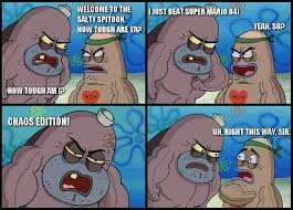 My achievement for today | Welcome To The Salty Spitoon. How Tough ... via Relatably.com