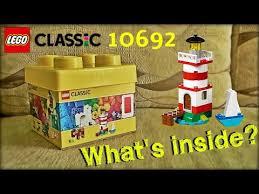 ОБЗОР: <b>LEGO Classic</b> 10692 <b>Набор</b> для творчества - YouTube