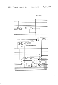 patent us combined cycle electric power plant and a gas patent drawing
