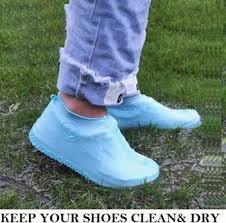 Happy2Buy <b>Silicone</b> waterproof <b>Outdoor shoe cover</b>, Anti Skid ...