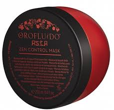 <b>Маска для</b> мягкости волос - <b>Orofluido</b> Asia Zen Control <b>Mask</b>