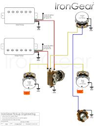 humbucker wiring diagram way switch image 2 humbucker 1 volume 1 tone wiring 2 image wiring on 2 humbucker wiring