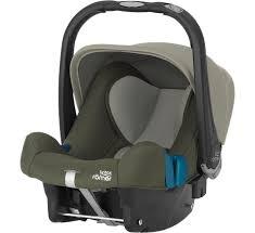 <b>Автокресло Britax Roemer Baby-Safe</b> plus SHR II - Акушерство.Ru