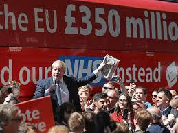Image result for leave win referendum