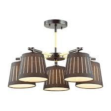 Потолочная <b>люстра Odeon Light</b> Nicola 4110/5 — купить в ...