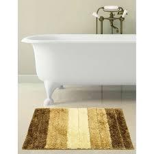 <b>Коврик для ванной</b> комнаты «Градиент» <b>40х60</b> см цвет бежевый ...