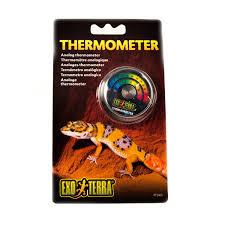 <b>Термометр</b> круглый <b>Exo</b> Terra 5,5 см- купить в интернет ...