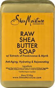 SheaMoisture Raw <b>Shea Butter Soap</b> | Ulta Beauty