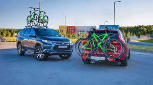 Какое крепление для <b>велосипедов</b> выбрать - на крышу или ...